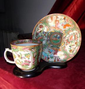 Cup - China.