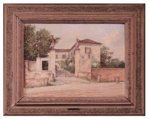Umberto Amedeo Solaro (1881–1956) - Villa de campo