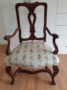 威尼斯胡桃椅