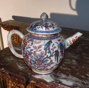 Chinese teapot.
