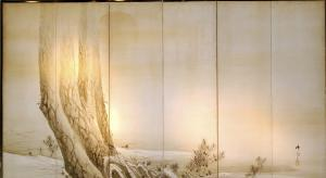 Paraventi Giapponesi Japanese Folding Screens