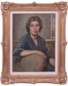 Mascarini Giuseppe(1877-1954)-肖像