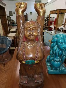 Madeira de Buda
