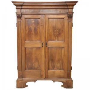重要古董衣柜路易十四热那亚17世纪价格可议