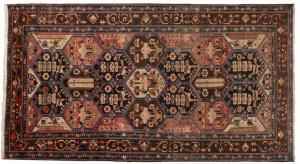 Tappeto di produzione nomade persiana BAKHTIARY - n. 596
