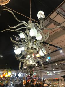 160x160 murano枝形吊灯