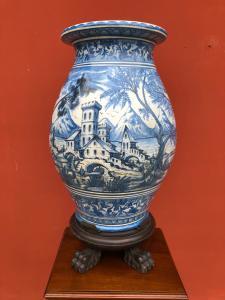 grande vaso Albisola