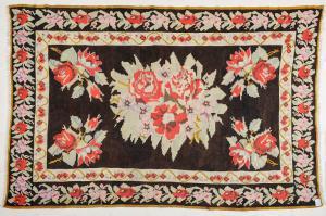 Vecchio kilim Caucasico GAREBAGH (o KAREBAGH)