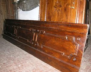 darb064  boiserie in pioppo, Luigi XVI,m.lin.13,20