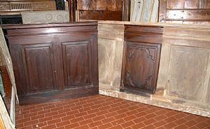 darb066 700 walnut paneling, alt.100 cm, m.lin.6.90