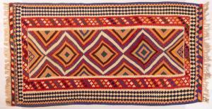 Kelim GASHGAI oder KASHKAI alter Manufaktur - nr. 772