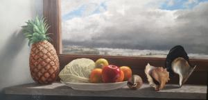 Marco Longo,油画画布,1996年