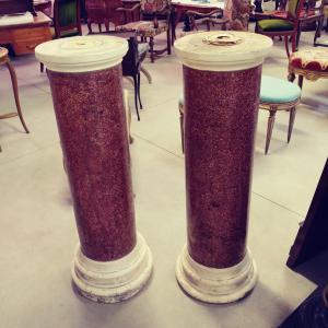 Пара колонн