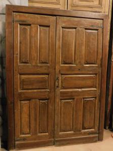 ptcr415 лиственница дверь, с рамкой mis.cm152 xh 206 cm