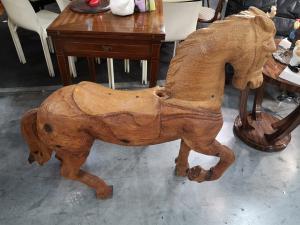 Alsatian horse