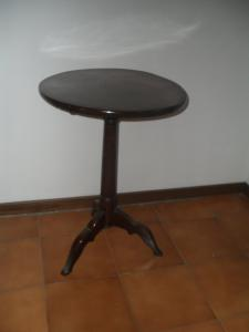 tavolino a vela Carlo X