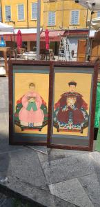 HISTORIC CHINESE EMPIRE Paintings