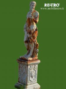 Statua da esterni (le 4 stagioni)