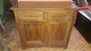 Piedmontese cupboard