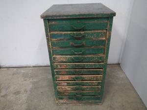 Ящик для книгопечатания 50-х годов
