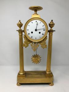 Orologio da tavolo di inizio '800