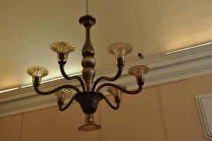 穆拉诺枝形吊灯