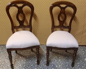 2 sedie lombarde