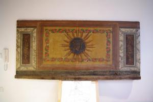 Altar frontal, século 19