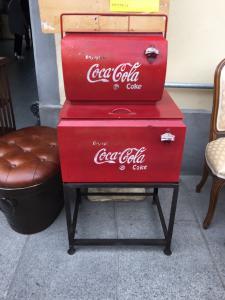可口可乐冰箱