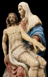 Vesperbild  XVII secolo