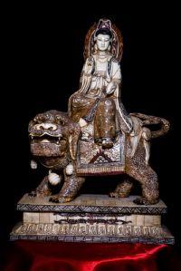 Гуань Инь. Китай 19 век