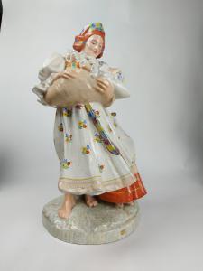 Maternità ceramica Cecoslovacca