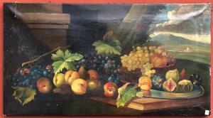 静物与水果