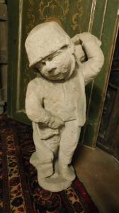 dars290 - каменная статуя, эп. 500, неправильно. см 50 хч 100