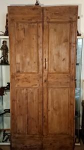 两扇门的仿古门