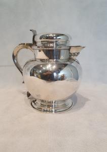 Versatoio in argento inglese 1898