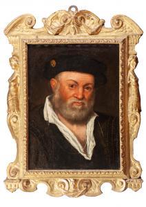 Niccolò Frangipane, Ritratto di Gentiluomo