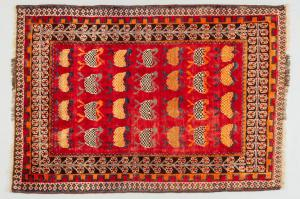 Iranian GABBEH carpet from a private collection - n.961 -