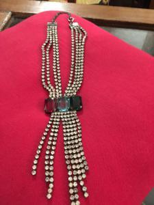 阿玛尼服饰珠宝项链