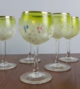 Rosolio Glass y Liberty esmaltados