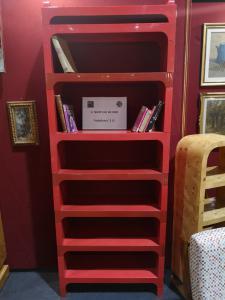 Картель книжный шкаф