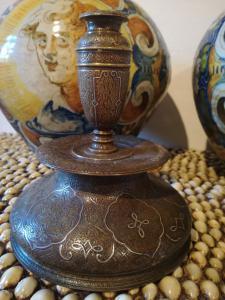 Candeliere ageminato Venezia