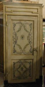 pts680 - n. 2 portas lacadas, mis. cm l 101 xh 224