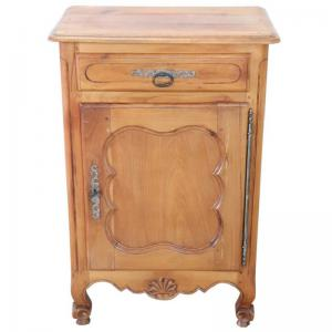 Particular antique cabinet small sideboard in Louis XIV style solid cherry NEGOTIABLE PRICE