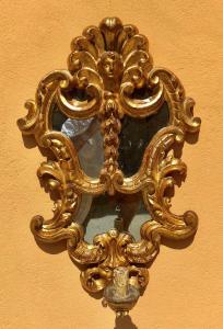 cornice applique del 1700