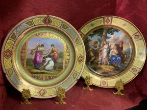Dishes, Vienna 1830