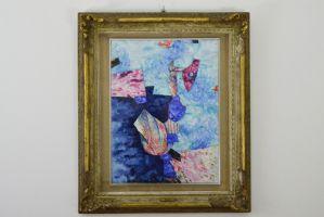 ДЖАННИ ДОВА (Рим, 8 января 1925 года - Пиза, 14 октября 1991 года) Абстрактные рисунки