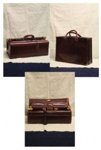 Group of 3 precious vintage cases, handmade