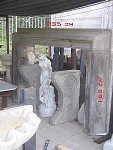 Камин Сальватор Роза