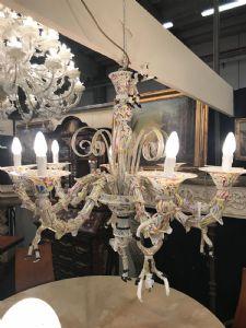 Murano люстры 110x90h